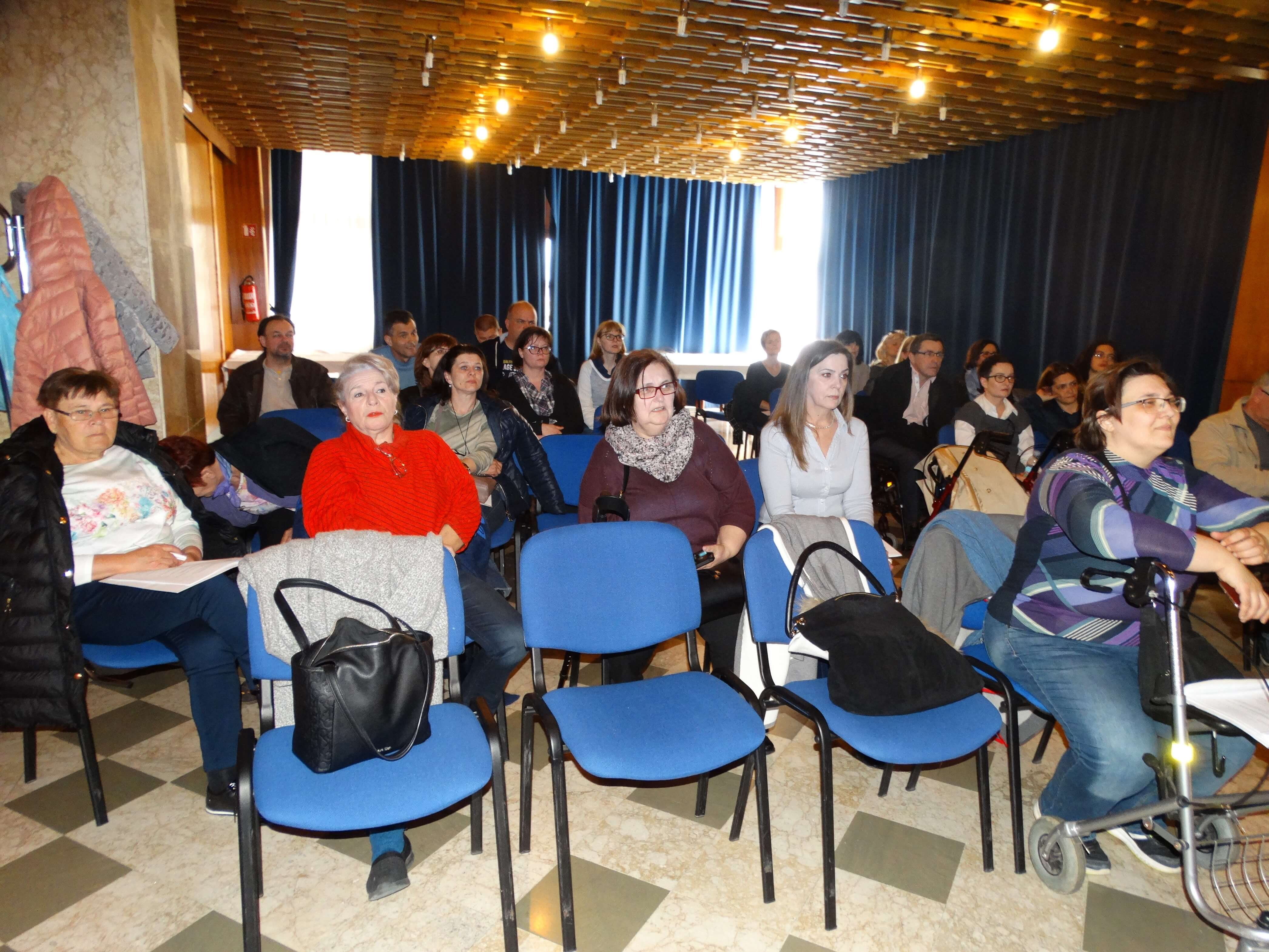 Godišnja skupština Saveza društva multiple skleroze