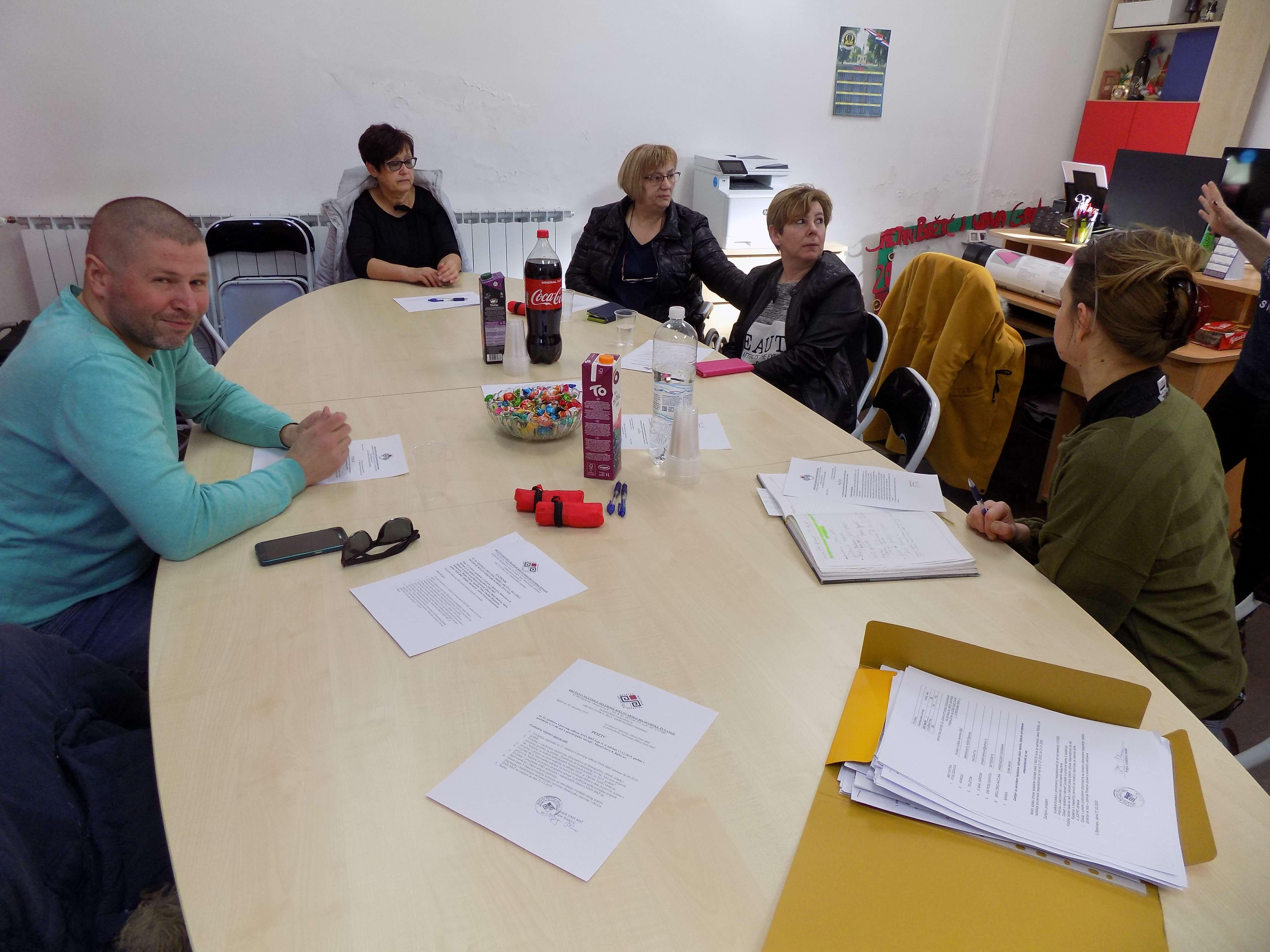 Upravni odbor DMS BBŽ